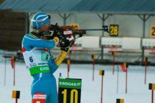 Україна має першу медаль на чемпіонаті світу з біатлону (відео)