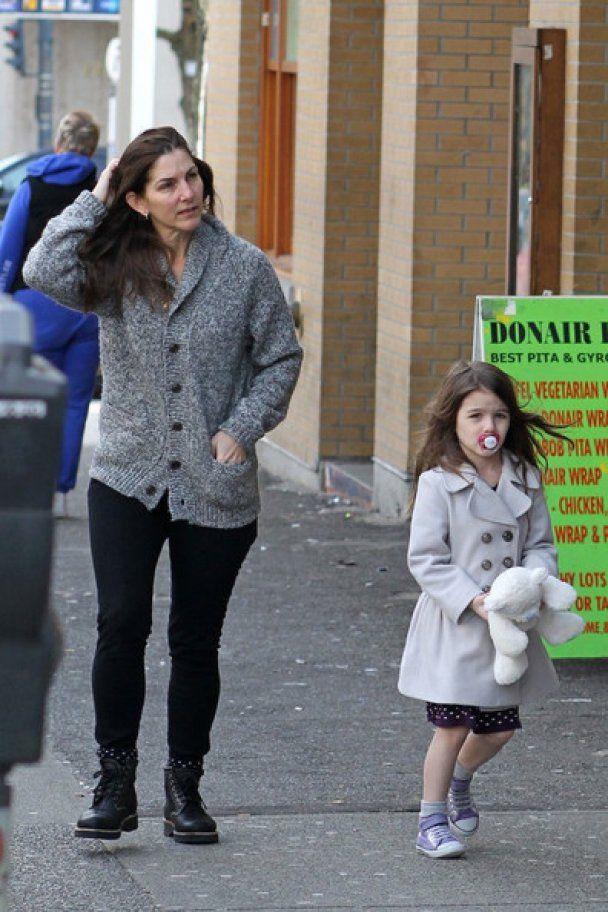 У доньки Тома Круза серйозні проблеми із психікою