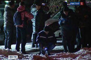 Взрыв на остановке в Москве признали терактом