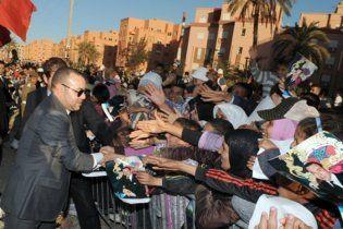 Після протестів у Марокко король зважився на конституційну реформу