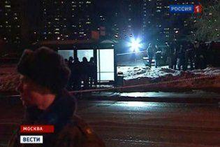 Взрыв бомбы на остановке в Москве квалифицировали как хулиганство