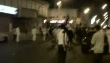 Полиция Саудовской Аравии обстреляла митингующих