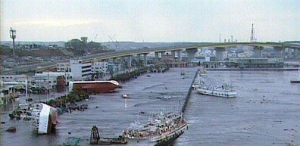 Землетрус в Японії: 60 загиблих, 200 людей змило потоком бруду