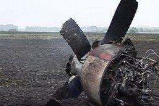 Під Києвом розбився літак, четверо загиблих