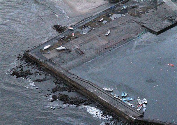 Землетрясение в Японии сократило земные сутки