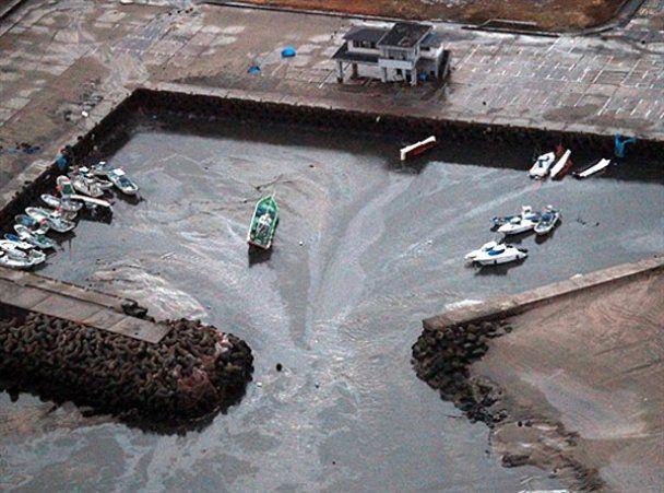 После цунами в Японии пропали без вести 88 тысяч человек