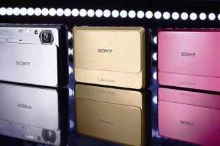 Sony выпустит камеру с моментальным размещением файлов в Сети