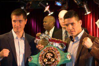 В суботу українець битиметься за діамантовий пояс WBC