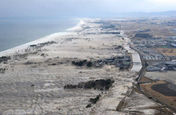 В Японії скасували усі загрози цунамі