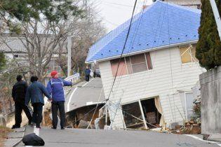 Новое сильное землетрясение произошло в Японии