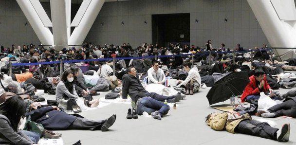 Японський землетрус почав трусити Мексику, Фіджі та Гаваї