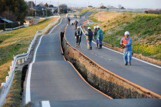 Японський землетрус породив найгучніший звук в історії спостережень