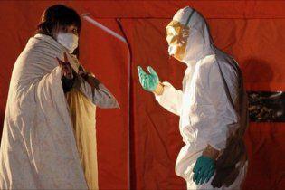 Самолет с украинцами вернулся из Японии без радиации