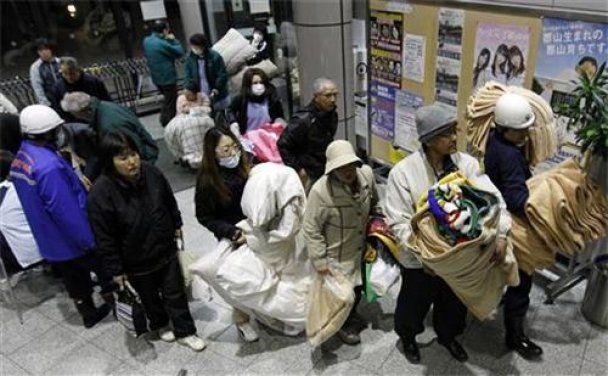 """Радіація з Фукусіми """"заразила"""" іншу японську АЕС: влада попереджає про нові вибухи"""