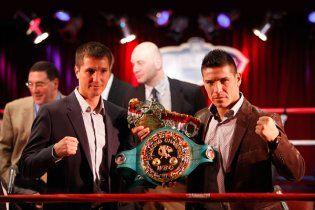 Українець програв бій за діамантовий пояс WBC (відео)