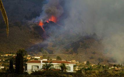 На Канарах посилилося виверження вулкана: припинив роботу аеропорт (відео)