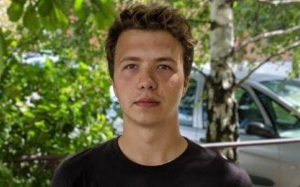 Білоруський КДБ показав допит Протасевича: батько переконаний, що син свідчив під тиском і побиттям