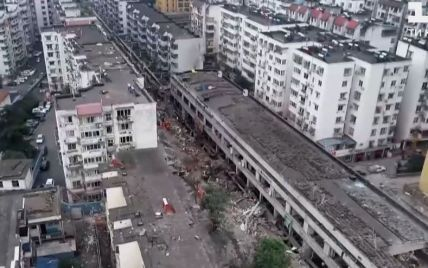Масштабний вибух на ринку у Китаї: щонайменше 12 людей загинули, тривають пошуки зниклих безвісти