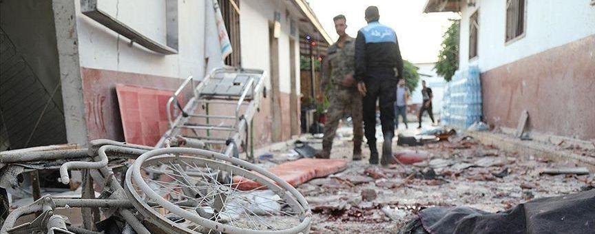 У Сирії ракетами обстріляли лікарню: є загиблі та постраждалі (фото)