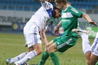 Мілевський зламав руку і не зіграє в Манчестері
