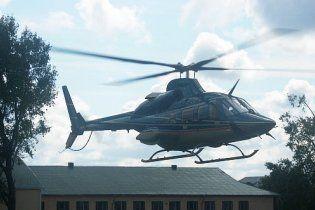 На ремонт предыдущего вертолета Януковича потратят 3 млн грн