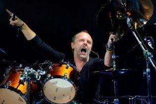 Барабанщик Metallica зніметься у фільмі разом з Ніколь Кідман