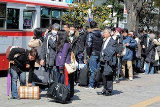 Жителям району Фукусіма дозволили відвідати свої будинки