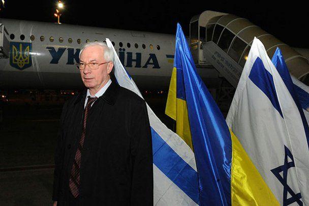 Азарова посвятили в рыцари Ордена Гроба Господнего