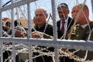 Ізраїль зведе огорожу на йорданському кордоні