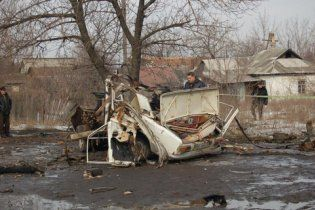 Бизнесмена на Луганщине взорвали в собственной машине