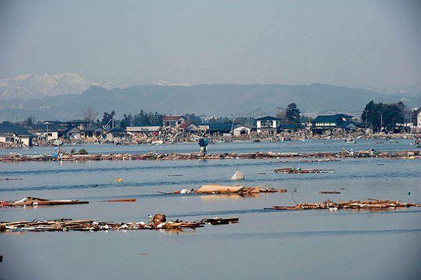 Лише в одному японському місті пропали безвісти 10 тисяч людей