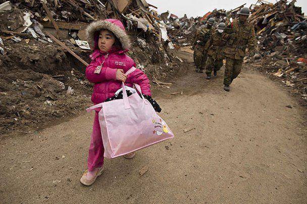 Офіційно підтверджена загибель 5,5 тисяч людей в Японії
