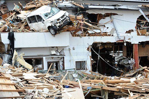 Япония борется за выживание после катастрофы