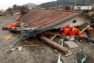 После нового землетрясения в Японии целые префектуры остались без света