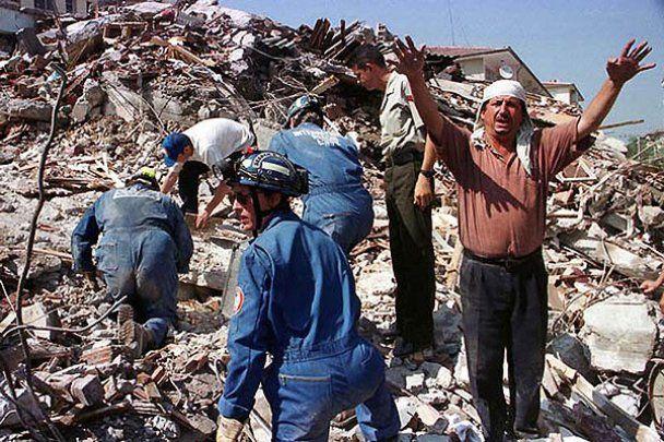 Самые сильные землетрясения за последние 100 лет