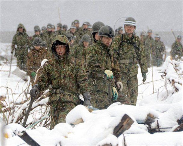 Последние данные о жертвах в Японии: погибших и пропавших без вести уже больше 20 тысяч