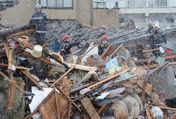 Кількість жертв та зниклих безвісти в Японії сягнула 13 тисяч