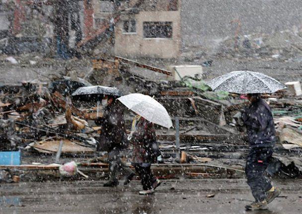 За шість днів у Японії сталося більше 240 землетрусів