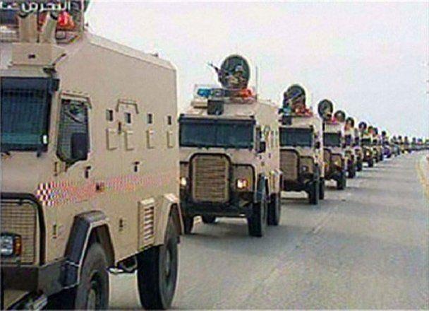 В Бахрейні військові закидали демонстрантів гранатами