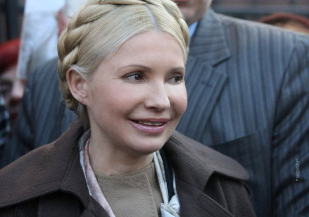 """У Харкові на честь Тимошенко вивели сорт тюльпанів """"Юля"""""""