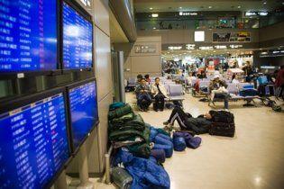 За українцями до Японії вилетів літак