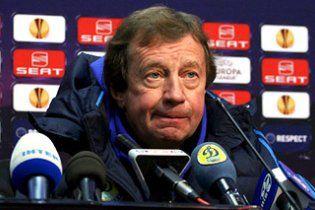 Сьомін: на нас чекає дуже важкий матч у Манчестері