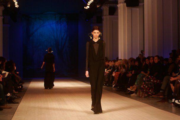 Лилия Пустовит открыла Ukrainian Fashion Week
