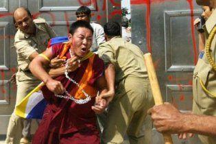 Монах сжег себя во имя свободы Тибета
