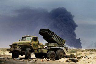 Авиация Каддафи разбомбила аэропорт Бенгази