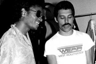 Музыканты Queen издадут дуэт Меркьюри и Джексона