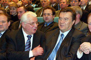 Янукович попросив Кравчука не дратувати його