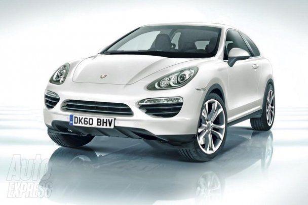 Porsche запускает производство компактного внедорожника Cajun