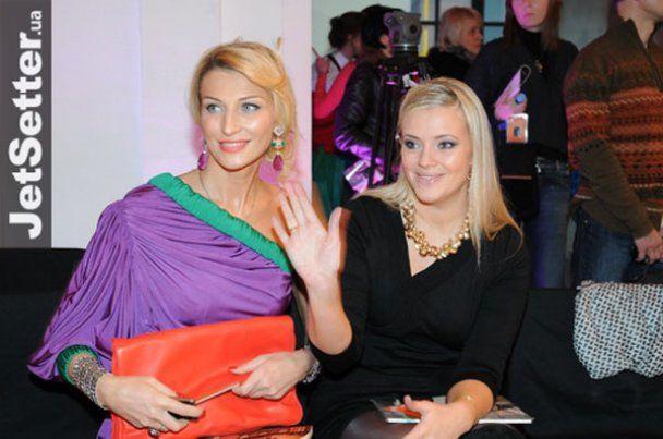 Гайтана та Руслана потусили на UFW