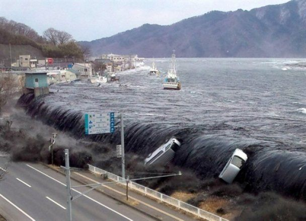 Землетрус 11 березня в Японії записали на аудіо